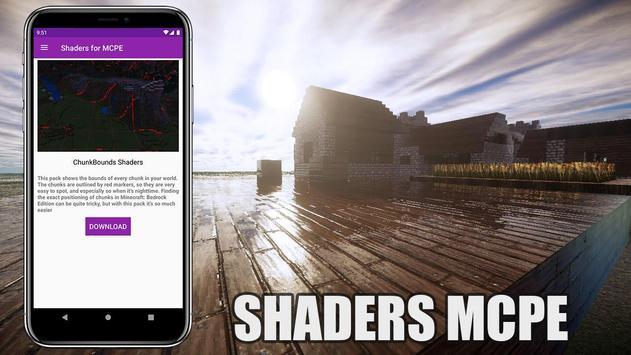 Shaders for Minecraft PE screenshot 3