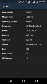 CPU Identifier Pro स्क्रीनशॉट 6