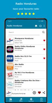 Radio Honduras + 30,000 World Radio poster