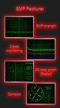 Ultimate Ghost Detector (real EMF, EVP recorder) Ekran Görüntüsü 3