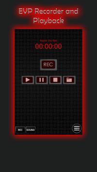 Ultimate Ghost Detector (real EMF, EVP recorder) Ekran Görüntüsü 11