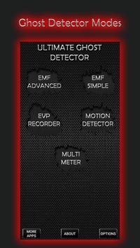 Ultimate Ghost Detector (real EMF, EVP recorder) Ekran Görüntüsü 12