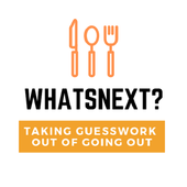WhatsNext - Find Top Restaurants Near You icon