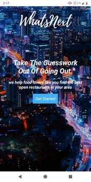 WhatsNext - Find Top Restaurants Near You screenshot 4