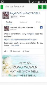 Angelo's Pizza App screenshot 7