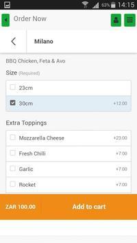 Angelo's Pizza App screenshot 4