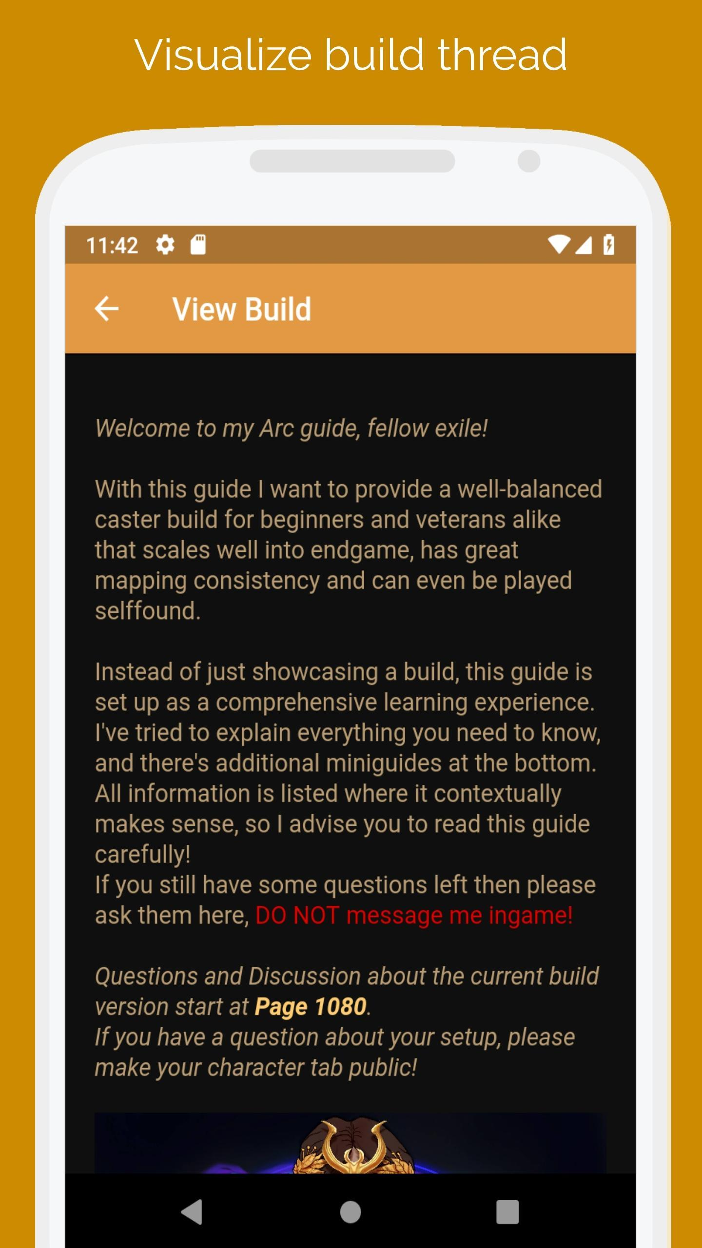 PoE Builds for Android - APK Download