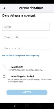 HelloPaket screenshot 3