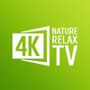 4K Nature Relax TV Zeichen
