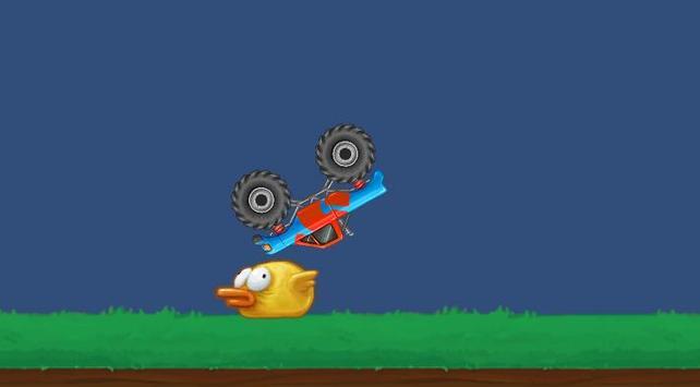 Truck & Ducks poster