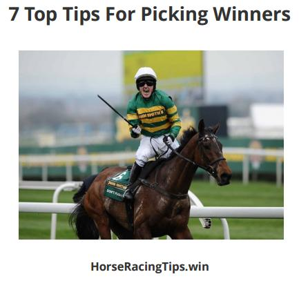 free horse racing betting systems