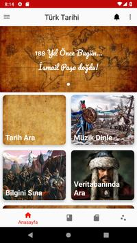 Türk Tarihi ポスター