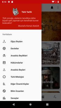 Türk Tarihi スクリーンショット 1