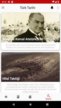 Türk Tarihi スクリーンショット 2