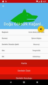 Türk Tarihi スクリーンショット 4