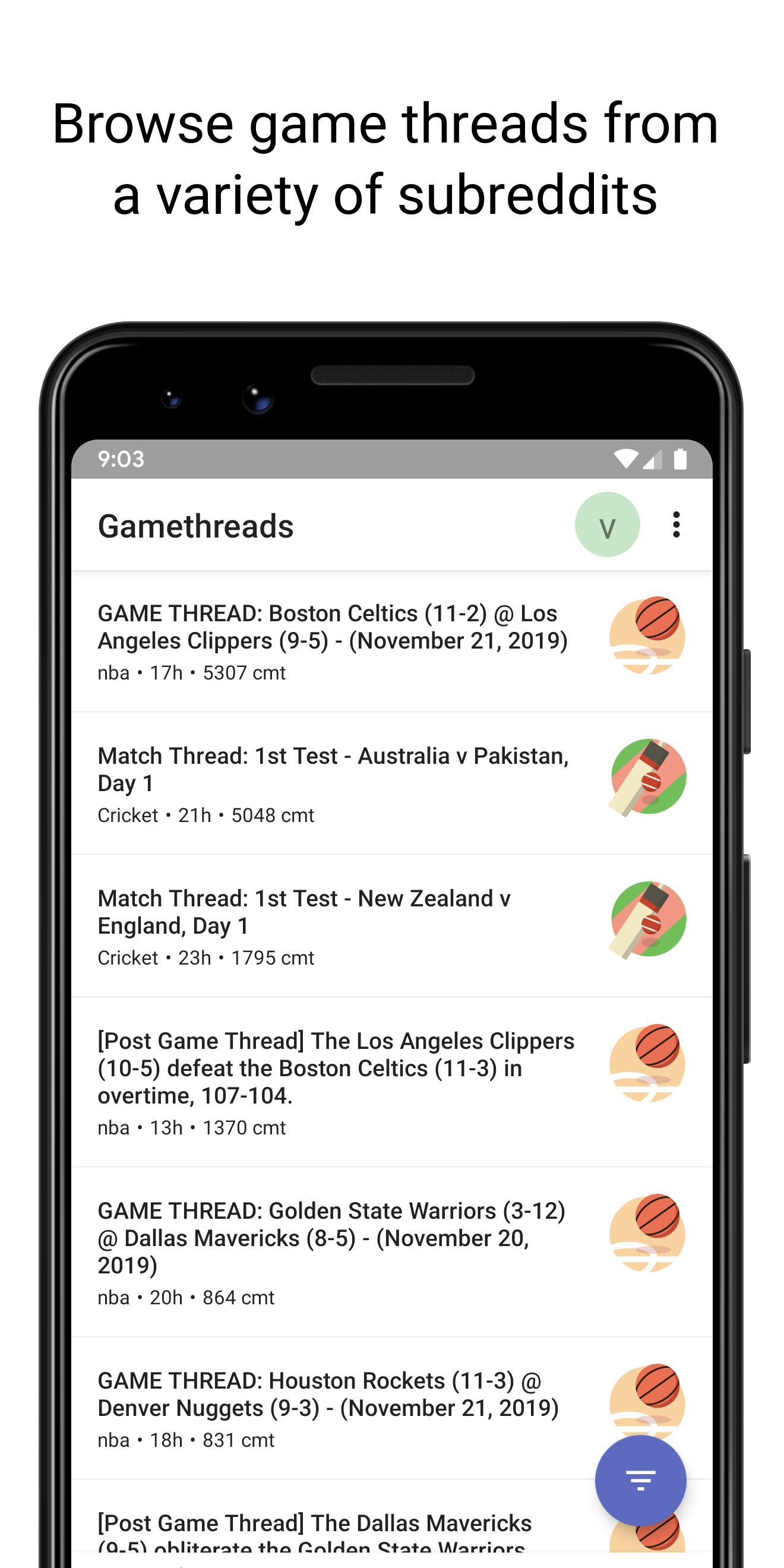 Live For Reddit For Android Apk Download