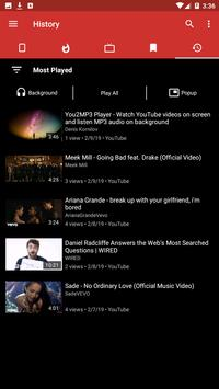 You2MP3 - YouTube to MP3 background music player screenshot 4