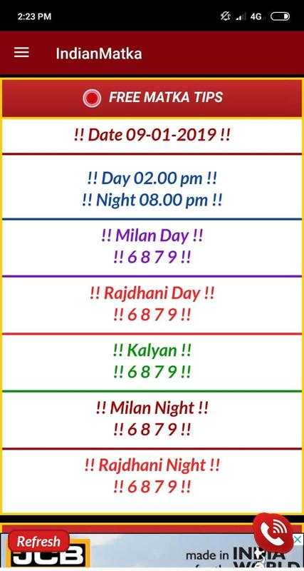 Satta matka day chart | MANIPUR DAY CHART  2019-06-22