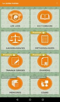 Le Juriste Ivoirien screenshot 12