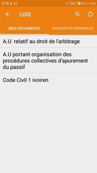 Le Juriste Ivoirien screenshot 7
