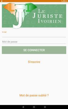 Le Juriste Ivoirien screenshot 9