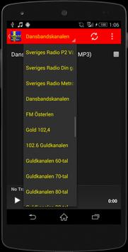 Sweden Radio - Music Streaming screenshot 3