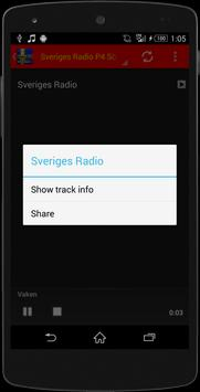 Sweden Radio - Music Streaming screenshot 17