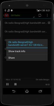 Serbia MUSIC RADIO screenshot 17