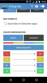 Energy Bar screenshot 3