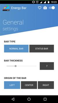 Energy Bar screenshot 1