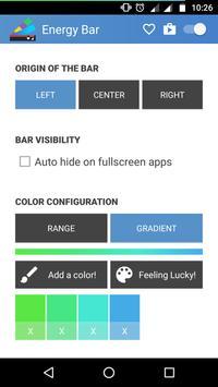 Energy Bar screenshot 5