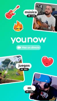 YouNow Poster