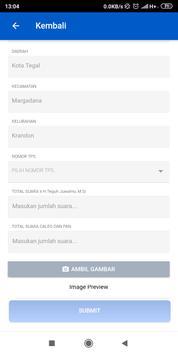 Mobile Voting screenshot 2