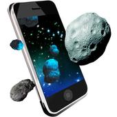 Asteroids 3D Live Wallpaper HD icon