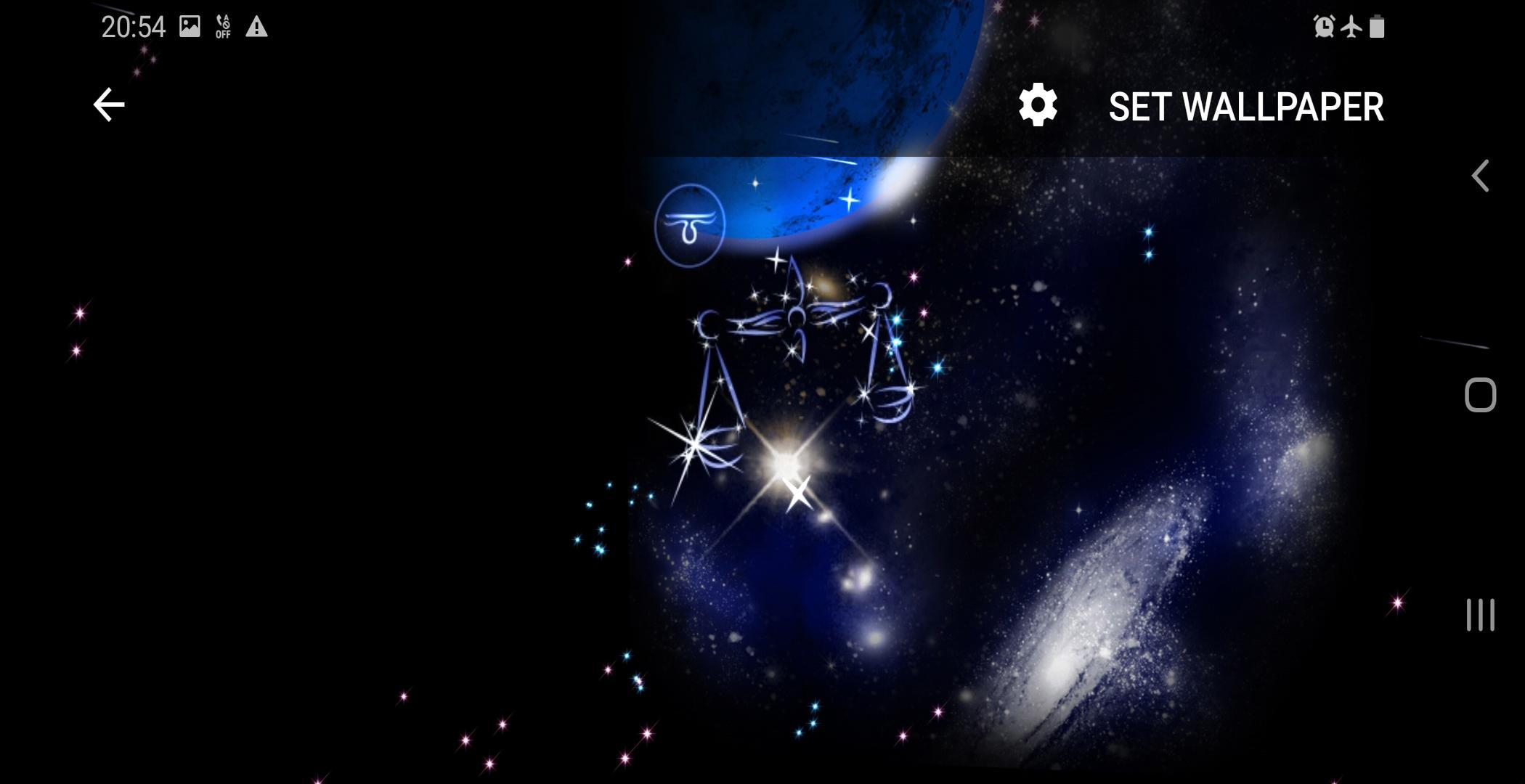 Zodiac Signs Live Wallpaper Hd For Android Apk Download