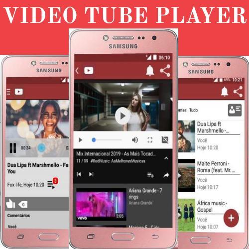 YouTube Gofast : Video Tube Player, Video Uploader for