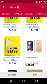Phones Now - Search, compare phone prices SriLanka screenshot 4