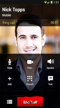 Fring Free - International Phone Calling app poster