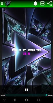 DJ ZC REMIX -YOSOYLAFAMA screenshot 1