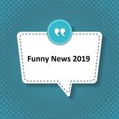 Funny News 2019 icon