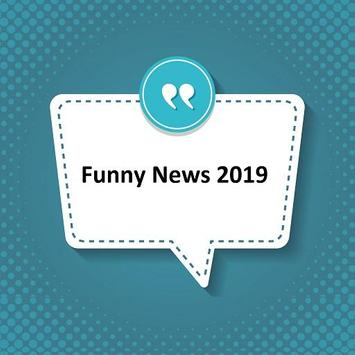 Funny News 2019 poster