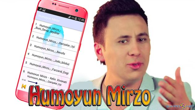 Humoyun Mirzo poster