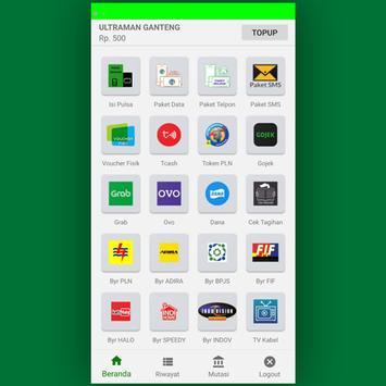 Matrix Kito screenshot 1