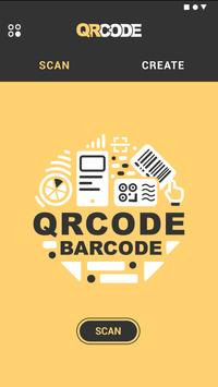 QRcode Scanner & QRcode  Creater Plakat