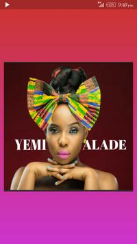 Yem Alade Songs; Latest Yemi Alade Songs 2019 poster