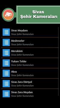Sivas Şehir Kameraları screenshot 1