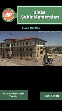 Sivas Şehir Kameraları screenshot 2