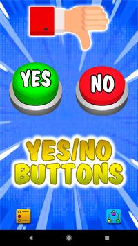 Yes or No Buttons screenshot 2