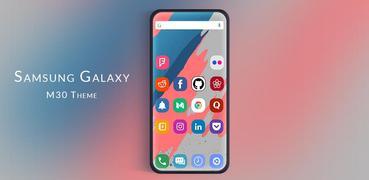 Theme for Samsung Galaxy M30
