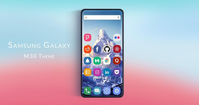 Samsung Galaxy M30 Theme For Android Apk Download